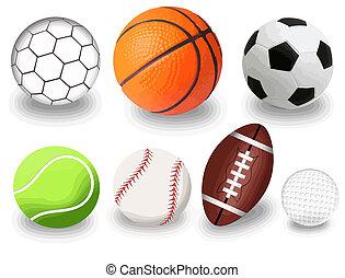 bolas, desporto