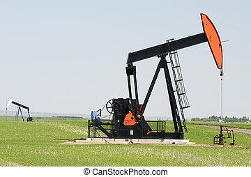 bombas óleo