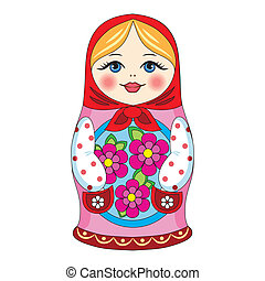boneca russian