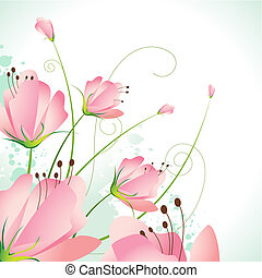bonito, flor