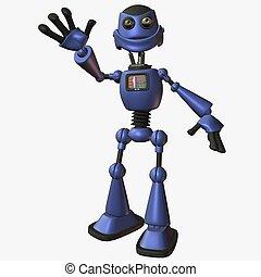 bot-wave, toon
