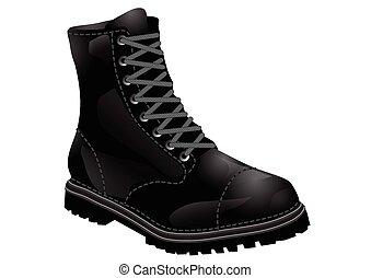 botas, exército