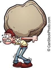 burden pesado