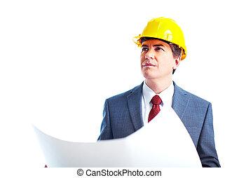 businessman., engenheiro