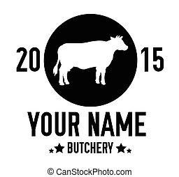 butchery, emblema
