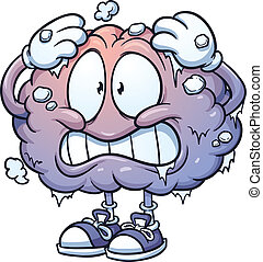 cérebro, congelar