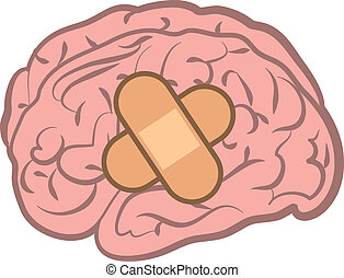 cérebro, faixa