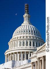 cúpula, congresso eua