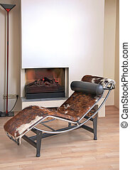 cadeira lounge, detalhes