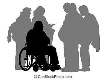 cadeira rodas
