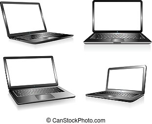 caderno, computador pc, laptop
