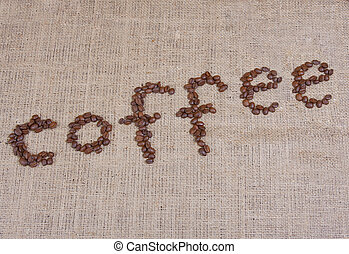 café, palavra