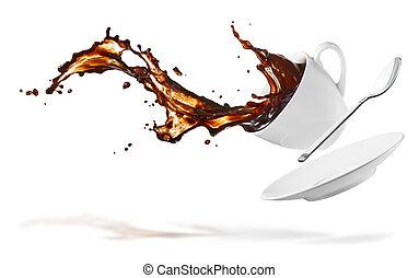 café, respingo