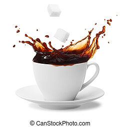 café, respingue