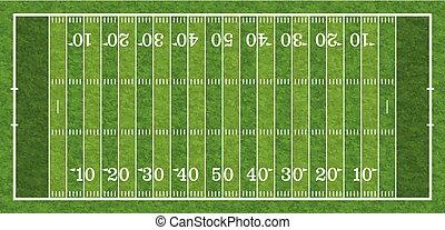 campo futebol americano, americano