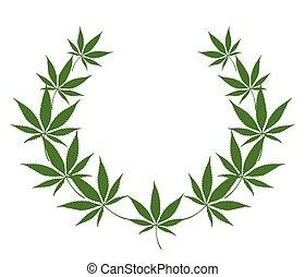 cannabis, .eps