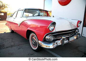 car, américa, retro, clássicas