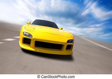 car, desporto