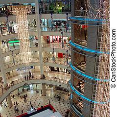 centro comercial, shopping, 3