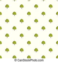 cereja, seamless, padrão