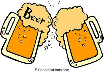 cerveja, respingue
