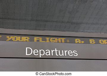 cima, aeroporto, 2, partidas, fim, ticker