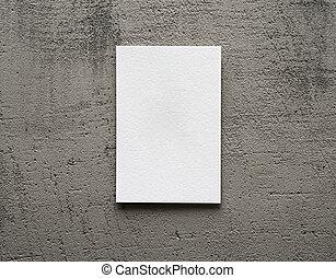 cinzento, cartão papel, fundo