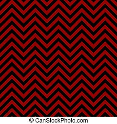 cinzento, vermelho, chevron, padrão