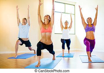 classe ioga