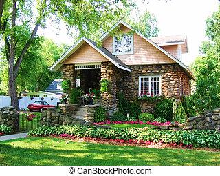 cobblestone, 3, casa