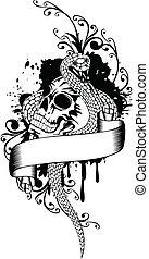 cobra, cranio