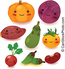cobrança, fruta, vegetal