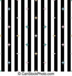 coloridos, padrão, seamless, listra, fundo, brilhar