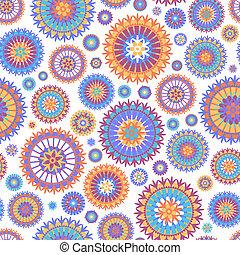 coloridos, seamless, fundo