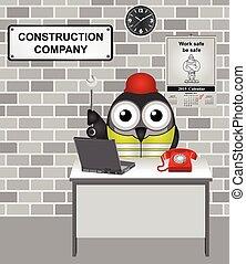 companhia, construção
