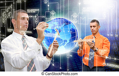 computadores, tecnologia, inovador
