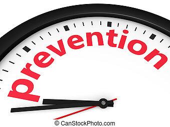 conceito, prevenção, tempo