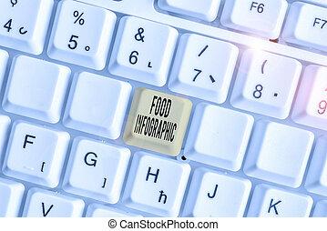conceitual, represente, texto, sinal, infographic., visual, imagem, usado, alimento, mostrando, diagrama, information., tal, foto