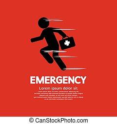 concept., emergência