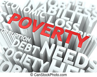 concept., wordcloud, poverty.