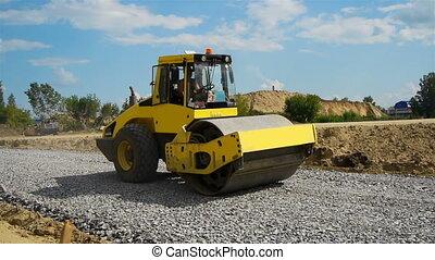 construção, estrada