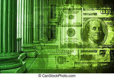 contabilidade, finanças