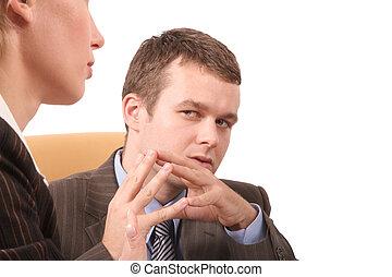 conversatio, negócio