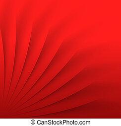 cor, abstratos, fundo, vermelho