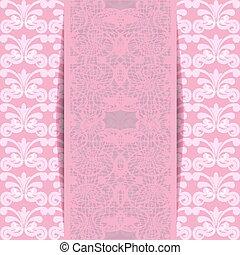 cor-de-rosa, convite