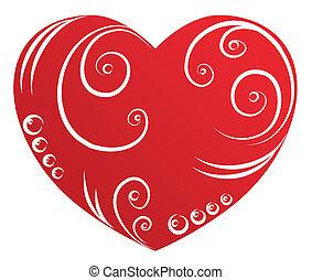 coração, original