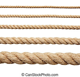 corda, cadeia