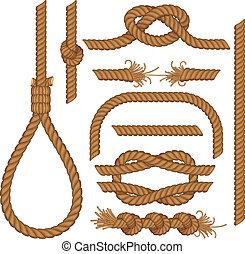 corda, elementos