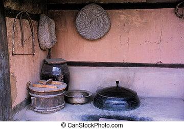 coreano, tradição