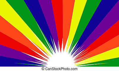 cores arco-íris, orgulho, homossexual, fundo
